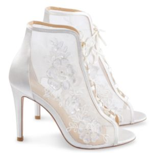 Angelina- Belle Belle Shoes, Blushing Bridal Boutique, Toronto