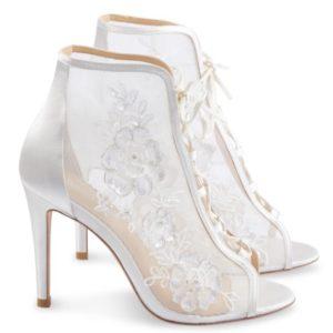 Angelina- Belle Belle Shoes, Blushing Bridal Boutique, Toronto