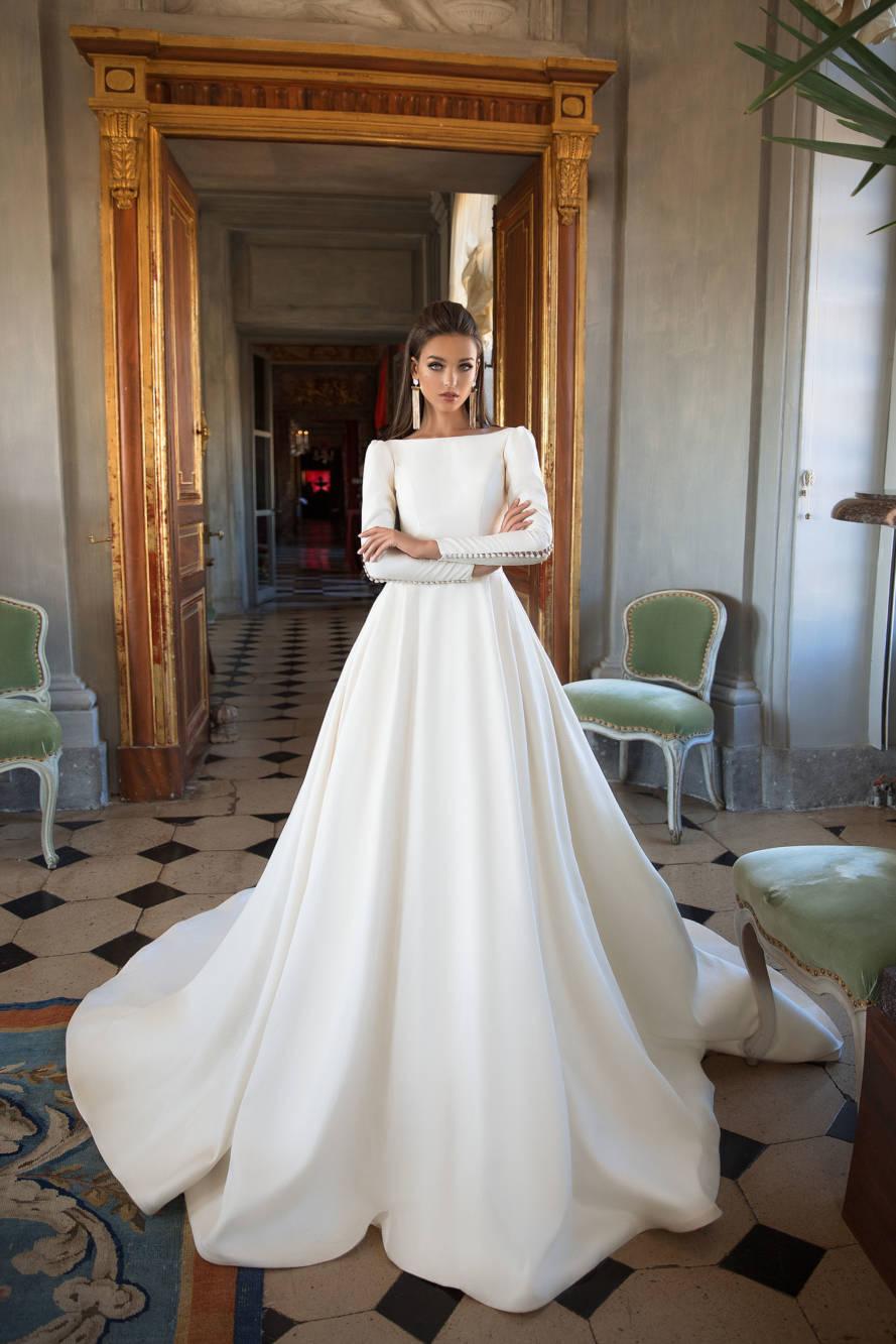 Josephine, Milla Nova, Royal Collection Blushing Bridal Boutique, Toronto, Canada, USA
