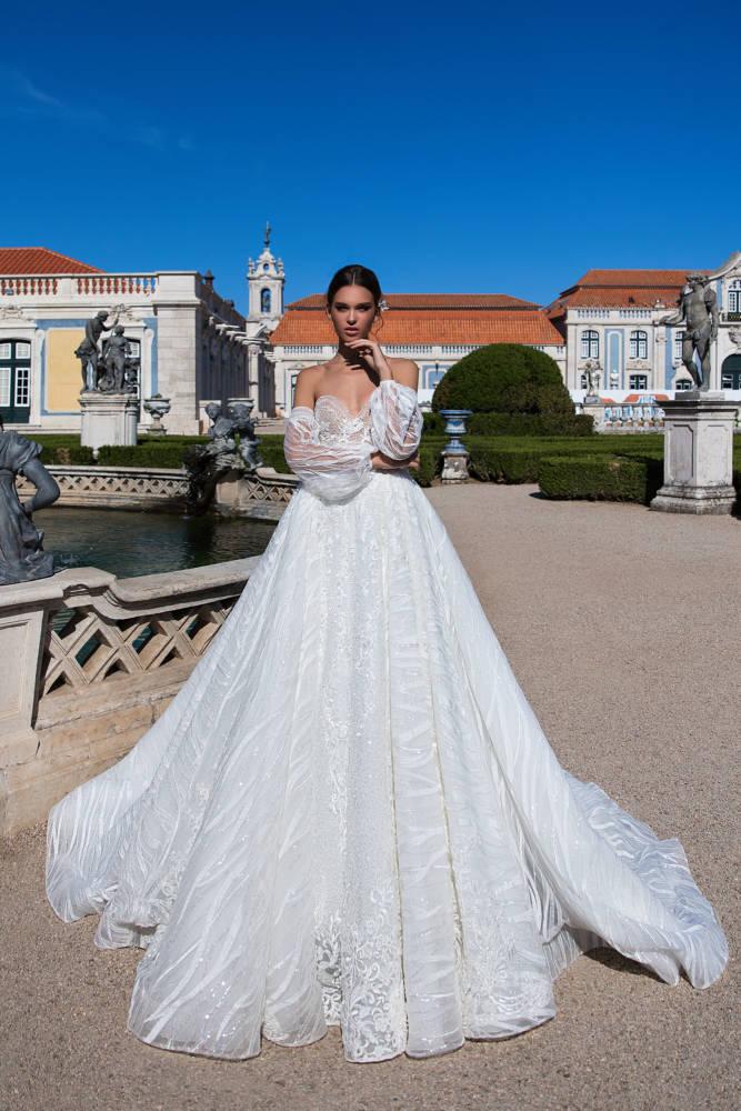 Blushing Bridal Boutique -MillaNova-Sintra Holidays-lace tulle-haute couture-illusion-bridal-wedding-wedding gown-Mississauga-woodbridge-vaughan-toronto-gta-ontario-canada-montreal-buffalo-NYC-california