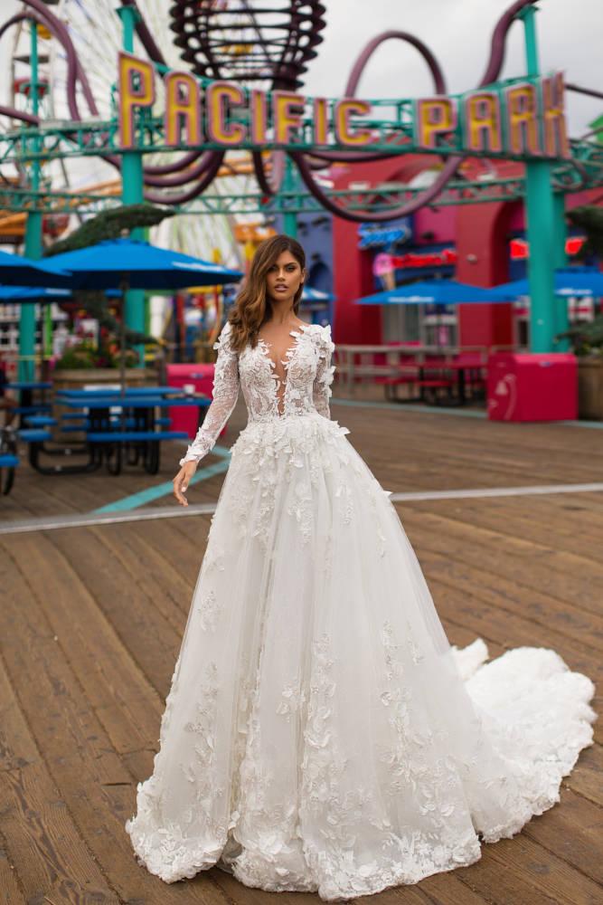 Blushing Bridal Boutique ,MillaNova Bevin, Califoria Dreaming, New Collection 2019,wedding gown-Mississauga-woodbridge-vaughan-toronto-gta-ontario-canada-montreal-buffalo-NYC-california