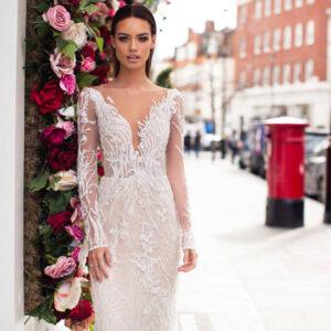 Chloe, Milla Nova, Blooming London, Blushing Bridal Boutique, Toronto, Canada, USA