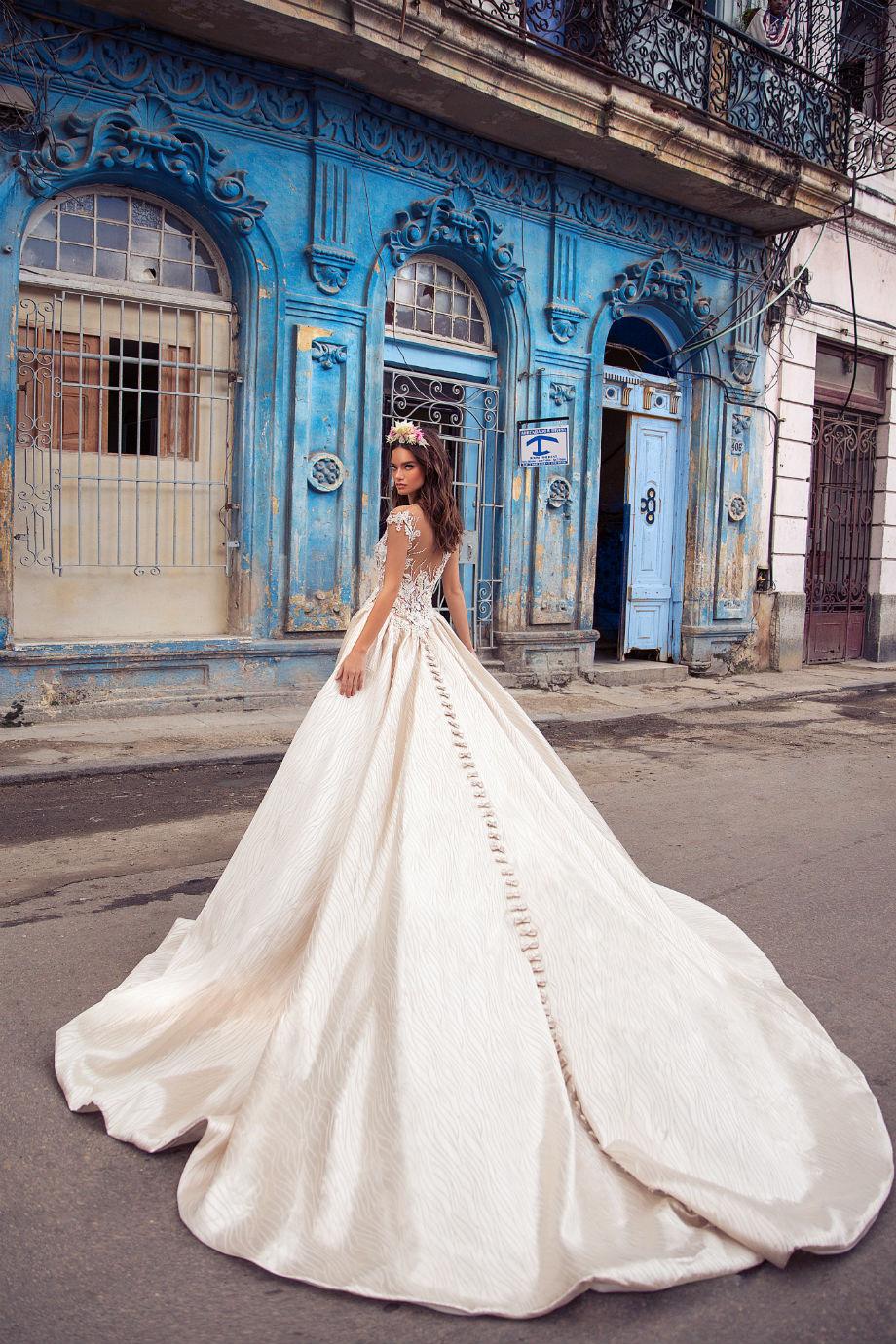 Blushing Bridal Boutique ,MillaNova,lorenzo rossi, Dores , new collection 2018, Havana Campaign,l-wedding-wedding gown-Mississauga-woodbridge-vaughan-toronto-gta-ontario-canada-montreal-buffalo-NYC-california