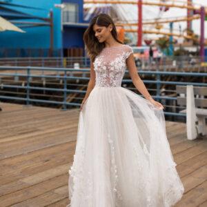 Dream, Milla Nova,California Dreaming, Blushing Bridal Boutique, Toronto, Canada, USA