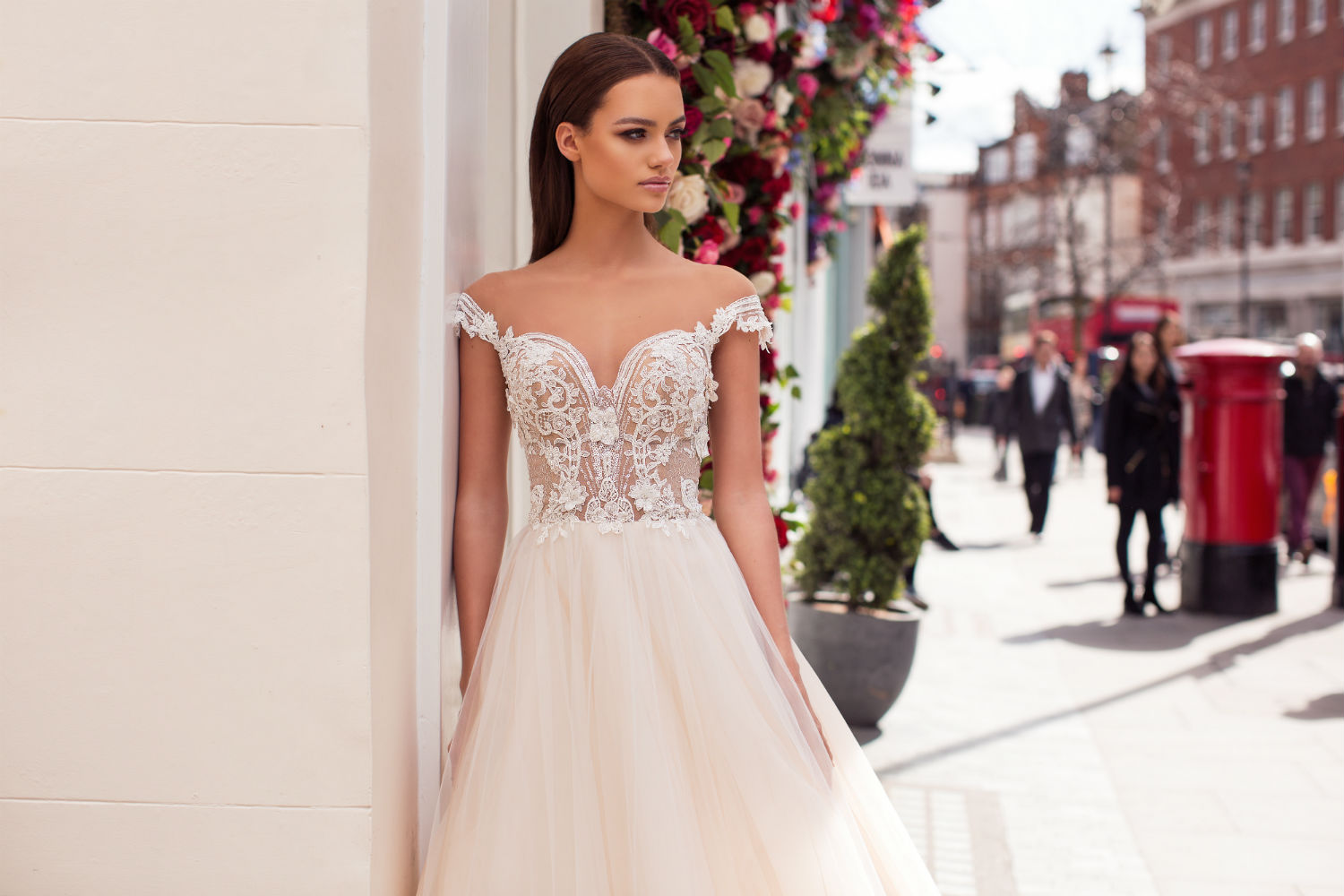 Blushing Bridal Boutique ,MillaNova, Elana, Blooming London, New Collection 2019 ,-wedding gown-Mississauga-woodbridge-vaughan-toronto-gta-ontario-canada-montreal-buffalo-NYC-california
