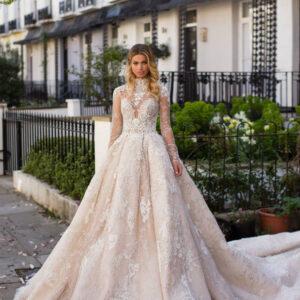 Milla, Milla Nova, Blooming London, Blushing Bridal Boutique, Toronto, Canada, USA