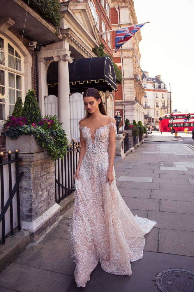 Blushing Bridal Boutique ,MillaNova, Molly, Blooming London, New Collection 2019,bridal-wedding-wedding gown-Mississauga-woodbridge-vaughan-toronto-gta-ontario-canada-montreal-buffalo-NYC-california