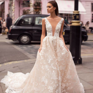 Blushing Bridal Boutique ,MillaNova, Sienna, Blooming London, New Collection 2019,bridal-wedding-wedding gown-Mississauga-woodbridge-vaughan-toronto-gta-ontario-canada-montreal-buffalo-NYC-california