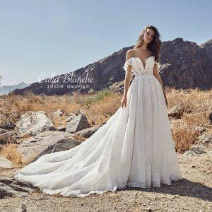 lushing Bridal Boutique Calla Blanche, Daphne, Spring 2019 collection, New Collection 2019 ,own,woodbridge,vaughan,mississauga,toronto,gta,ontario,canada,USA,sayyestothedress