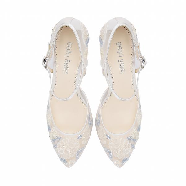 Blushing Bridal Boutique, Bella Belle Shoes, Viola, new collection, couture shoes,illusion,bridal,wedding,wedding ,wedding gown-woodbridge-vaughan-mississauga-toronto-gta-ontario-canada-USA, Ottawa
