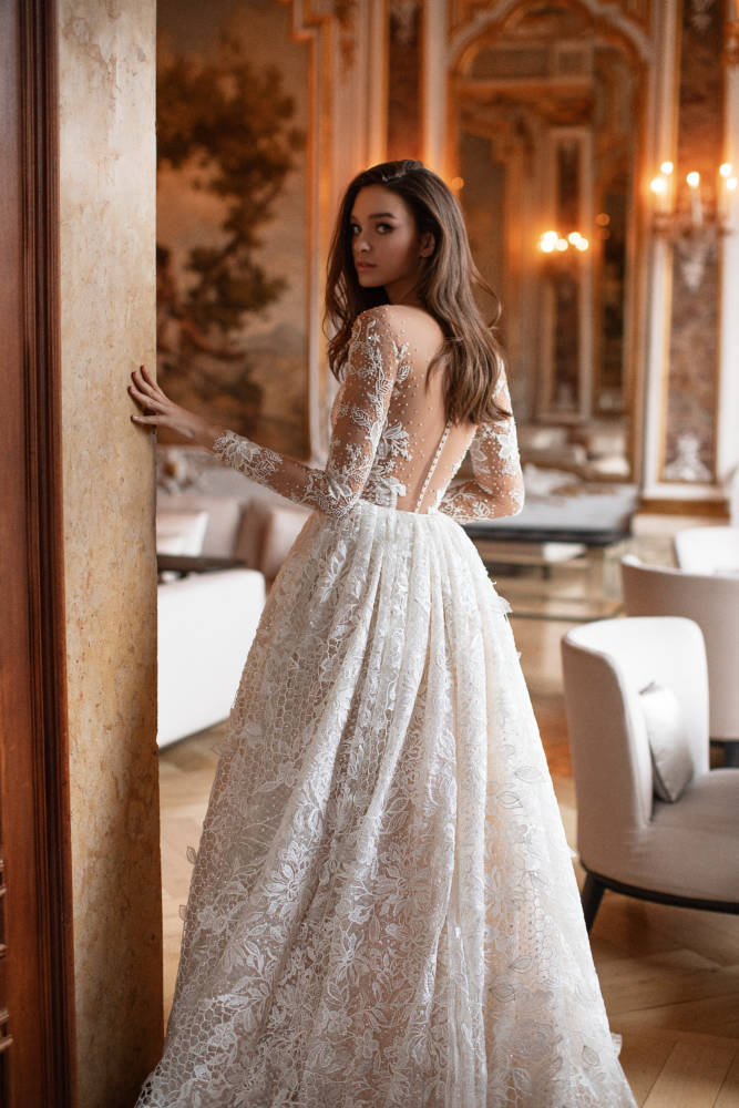 Blushing Bridal Boutique ,Milla Nova, Augusta, Royal Collection 2020, New Collection,Blushing Bridal Boutique ,Milla Nova, Medeya, Royal Collection 2020edding gown-woodbridge-vaughan-mississauga-toronto-gta-ontario-canada