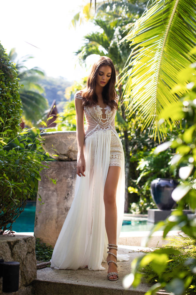 Beyla,Lorenzo Rossi, Milla Collection, Blushing Bridal Boutique