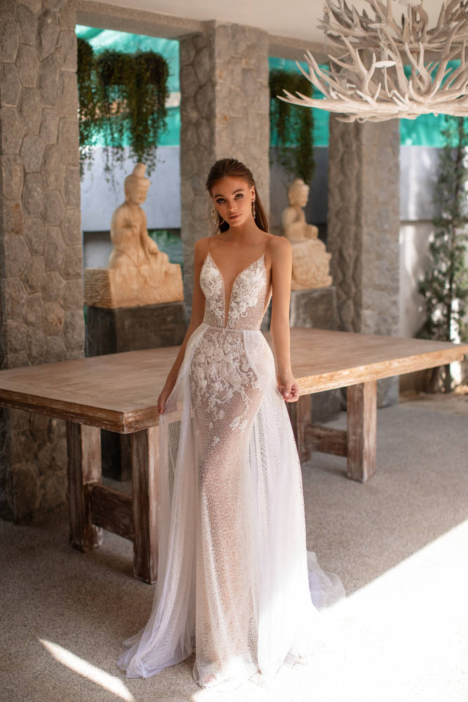 Birdie,Lorenzo Rossi, Milla Collection, Blushing Bridal Boutique