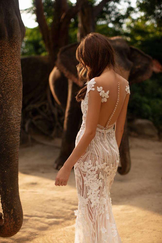 Gisel,Milla, Milla Nova, Lorenzo Rossi, Blushing Bridal Boutique
