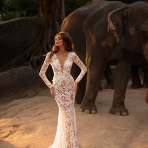 Leina,Milla, Milla Nova, Lorenzo Rossi, Blushing Bridal Boutique