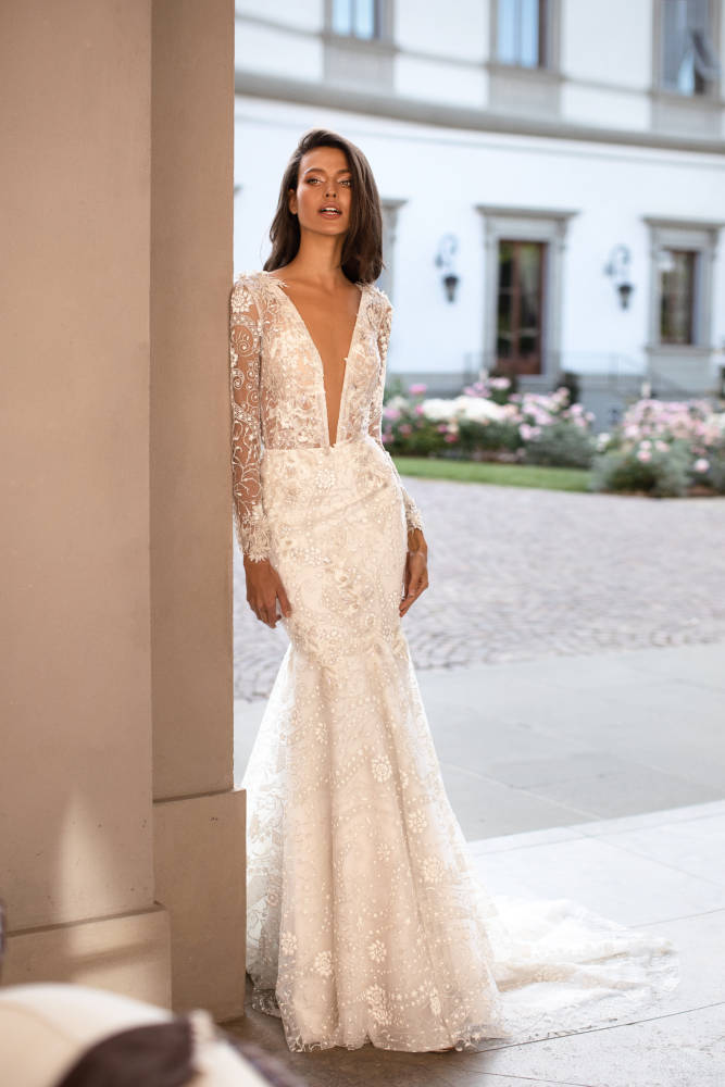 ADELE, Milla Nova, Royal, Blushing Bridal Boutique