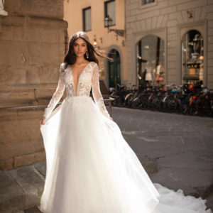 AXELLE, Milla Nova, Royal, Blushing Bridal Boutique