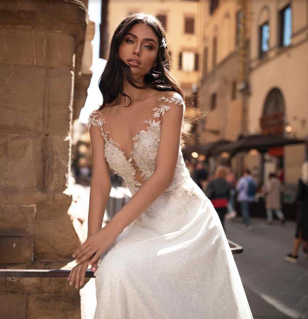 Adriana,Blushing Bridal Boutique
