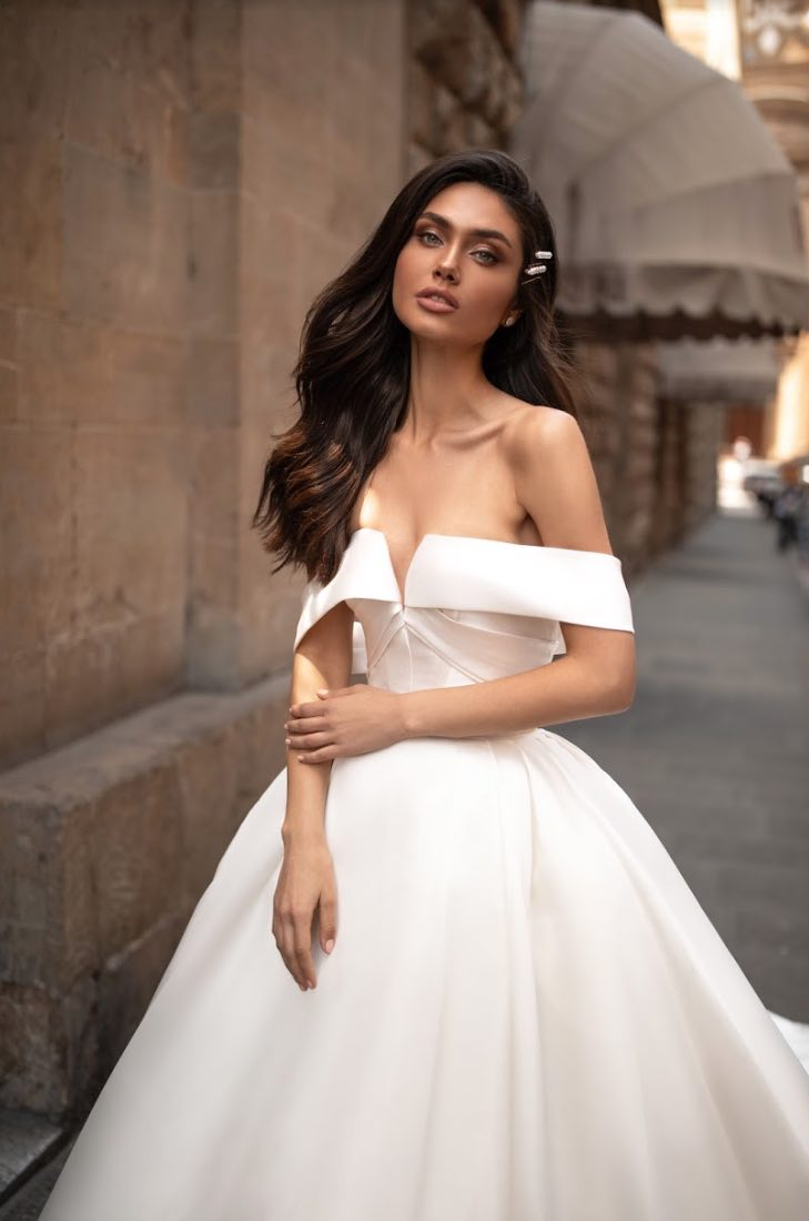 Audrey, Milla Nova, Royal, Blushing Bridal Boutique