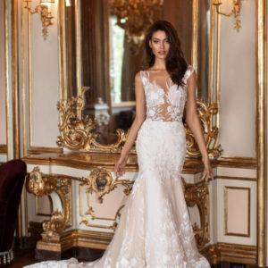 CLIO, Milla Nova, Royal, Blushing Bridal Boutique