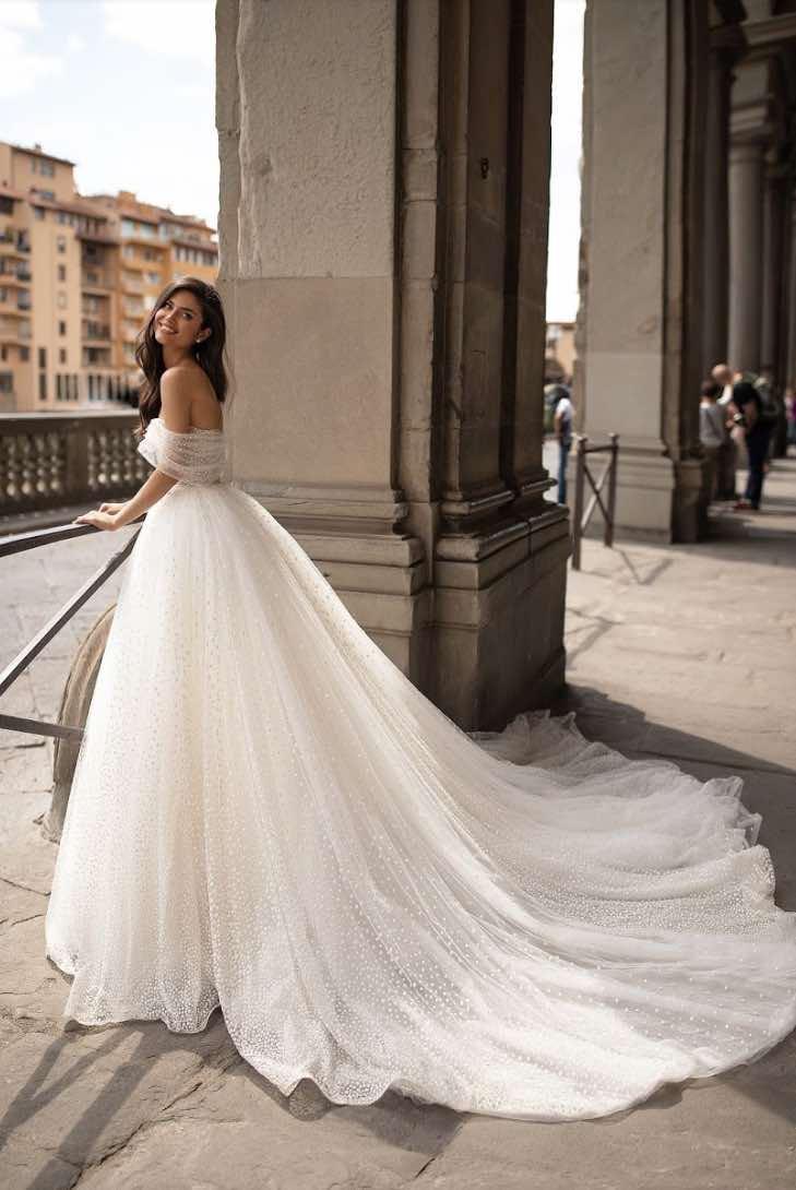 Daphne, Milla Nova, Royal, Blushing Bridal Boutique