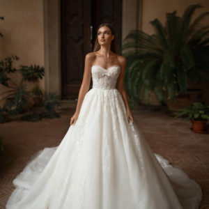 FLEUR, Milla Nova, Royal, Blushing Bridal Boutique