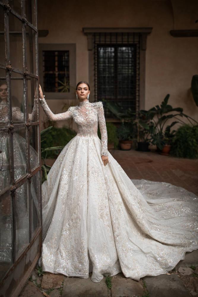 HELEN, Milla Nova, Royal, Blushing Bridal Boutique