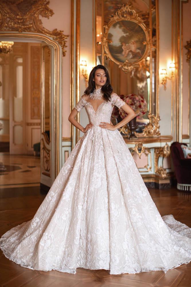 HURREM, Milla Nova, Royal, Blushing Bridal Boutique