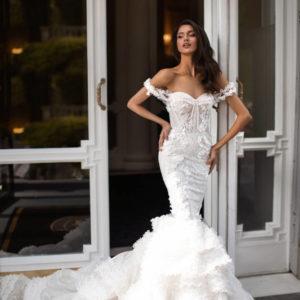 ISABEL, Milla Nova, Royal, Blushing Bridal Boutique