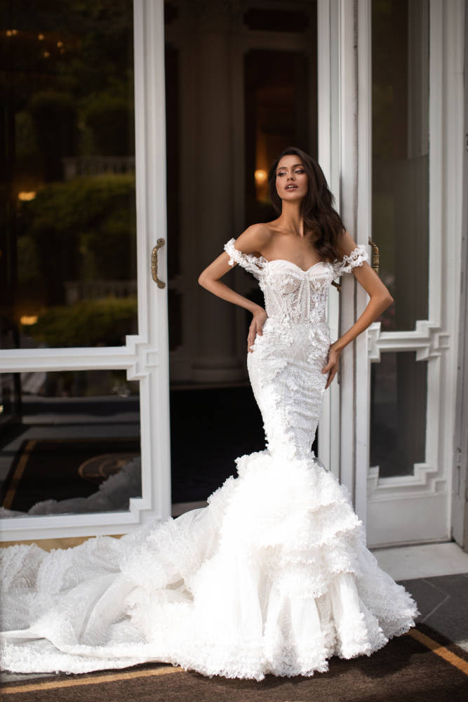 ISABEL, Milla Nova, Royal, Blushing Bridal Boutique