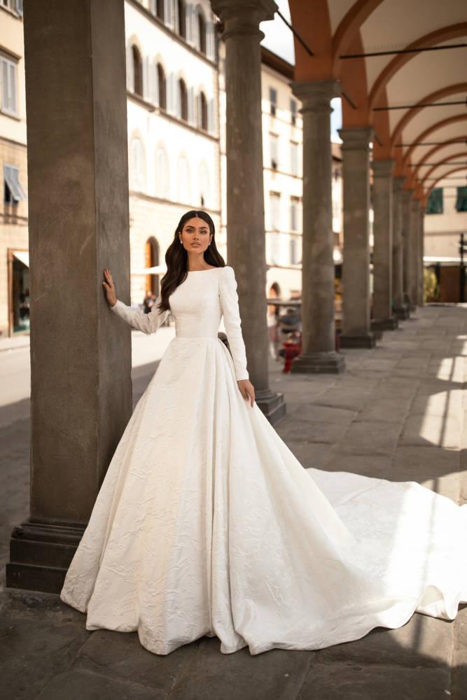 JORDAN, Milla Nova, Royal, Blushing Bridal Boutique