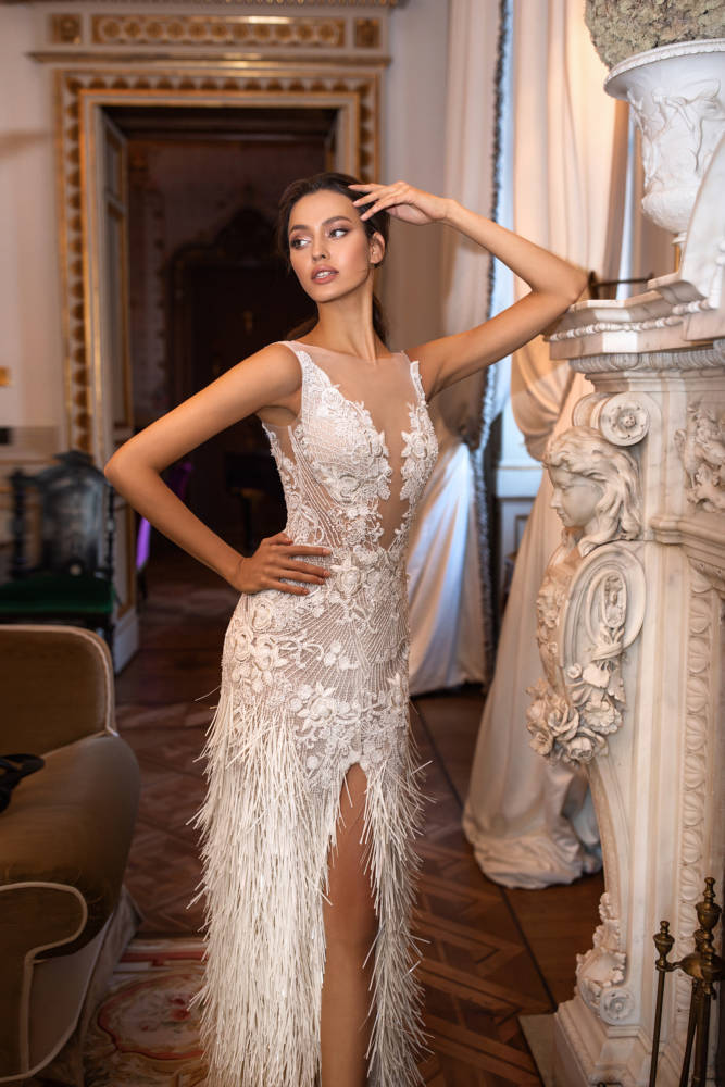 KARLA, Milla Nova, Royal Collection Blushing Bridal Boutique, Toronto, Canada, USA