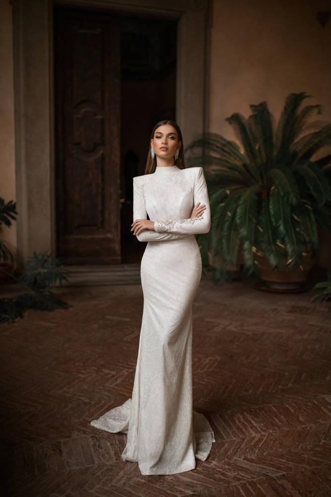 LETIZIA,Milla Nova, Royal, Blushing Bridal Boutique