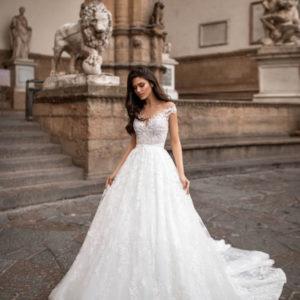 LIDIA, Milla Nova, Royal, Blushing Bridal Boutique