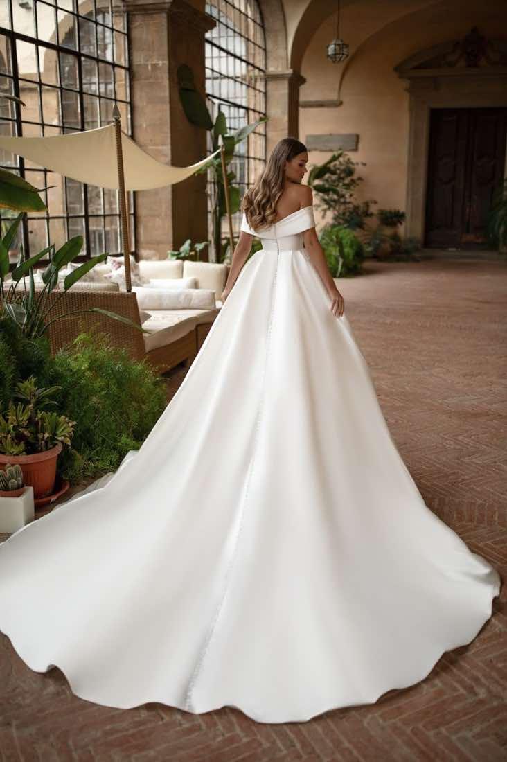 Matilda,Milla Nova, Royal, Blushing Bridal Boutique