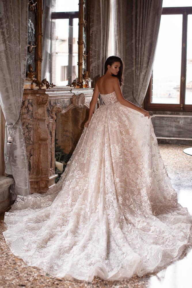 Orfeya, Milla Nova, Royal Collection Blushing Bridal Boutique, Toronto, Canada, USA