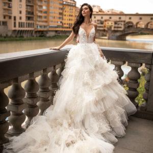 Rachel, Milla Nova, Royal, Blushing Bridal Boutique