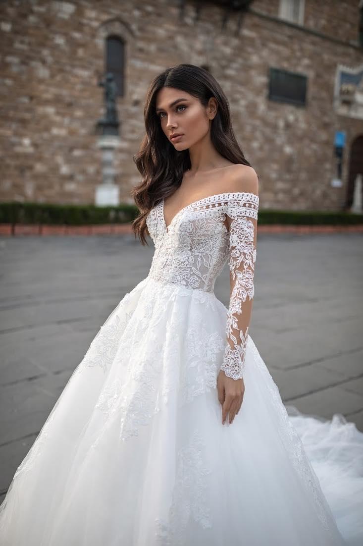 SARAH, Milla Nova, Royal, Blushing Bridal Boutique