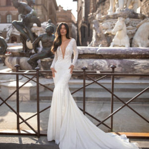 SELMA, Milla Nova, Royal, Blushing Bridal Boutique