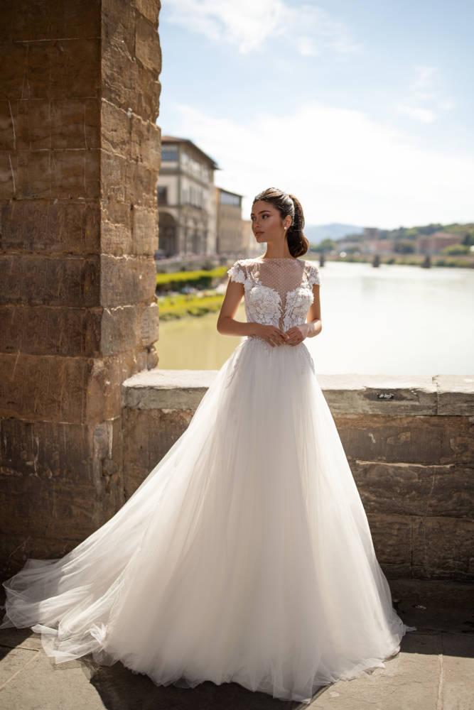 sevina, Milla Nova, Royal Collection Blushing Bridal Boutique, Toronto, Canada, USA