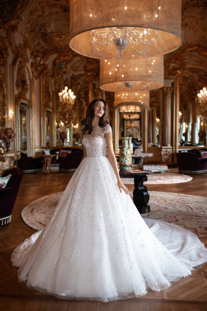 Alma,Milla Nova, Royal, Blushing Bridal Boutique