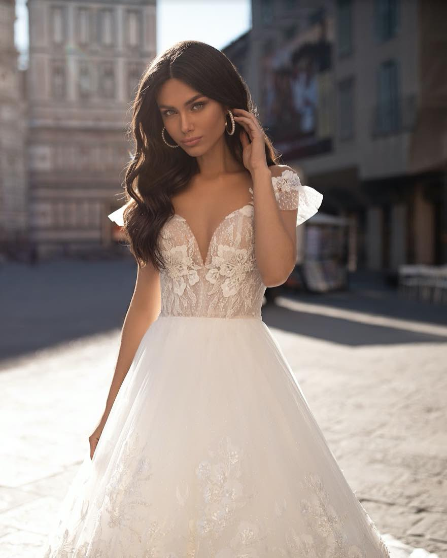 Maria, Milla Nova, Royal, Blushing Bridal Boutique