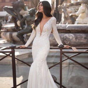 selma, Milla Nova, Royal Collection Blushing Bridal Boutique, Toronto, Canada, USA