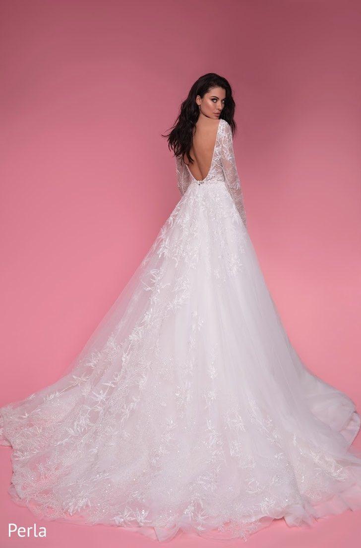 Perla, Giovanna Alessandro, Oro Rosa, Blushing Bridal Boutique