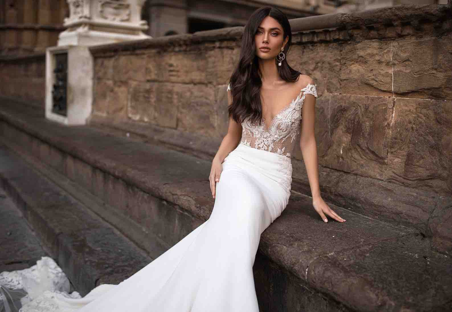 VEREDIANA, Milla Nova, Royal, Blushing Bridal Boutique