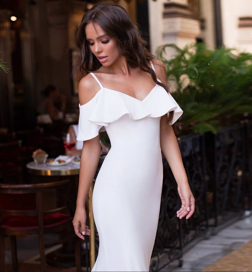 Eloisa,Magica Milano, Blushing Briidal Boutique