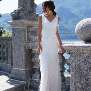 Lucretia, Blushing Bridal Boutique