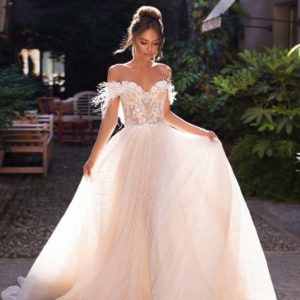 Seleste,Magica Milano, Blushing Bridal Boutique