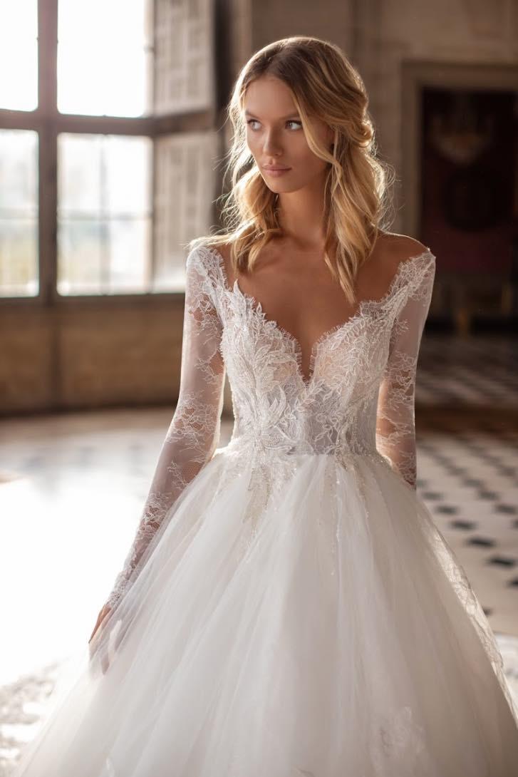 Gemma ,Milla Nova, Simply Milla, Blushing Bridal Boutique