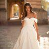 Ines, Milla Nova, Allure Tones, Blushing Bridal Boutique, Toronto, Canada, USA